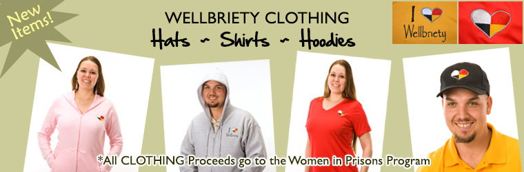 Wellbriety Clothing