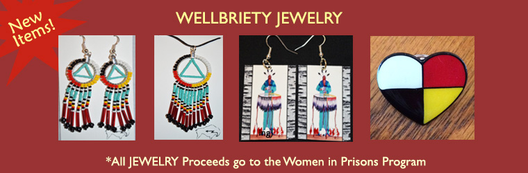Wellbriety Jewelry