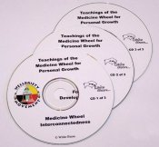 Personal Enrichment: Medicine Wheel I